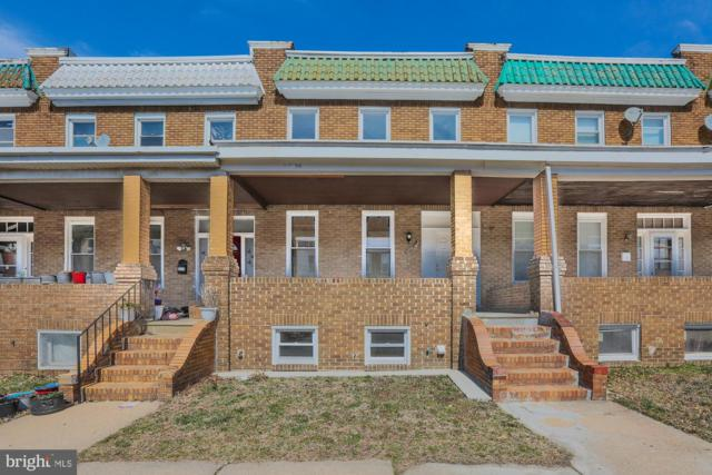 3116 Lawnview Avenue, BALTIMORE, MD 21213 (#MDBA439900) :: The Putnam Group