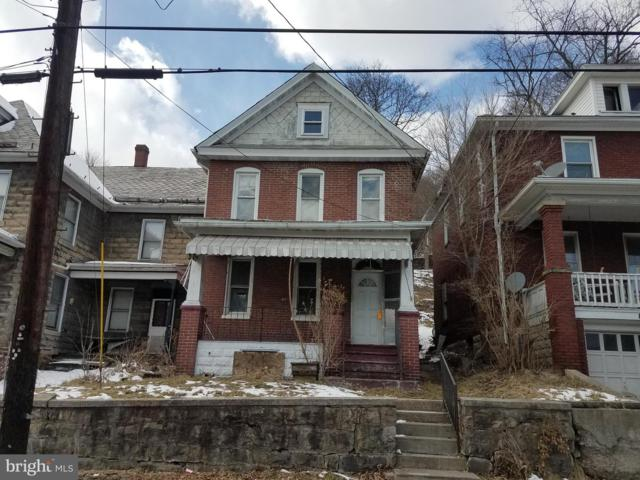 526 Bedford Street, CUMBERLAND, MD 21502 (#MDAL130190) :: Advance Realty Bel Air, Inc