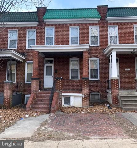 5212 Ivanhoe Avenue, BALTIMORE, MD 21212 (#MDBA439924) :: AJ Team Realty
