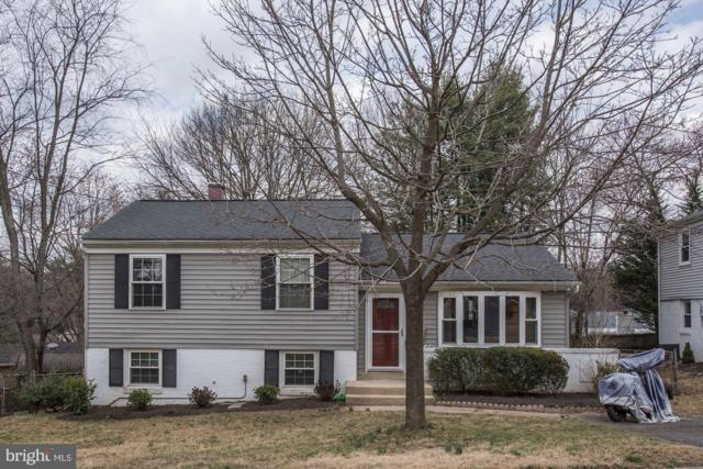 802 Lyon Place, ROCKVILLE, MD 20851 (#MDMC623810) :: The Speicher Group of Long & Foster Real Estate
