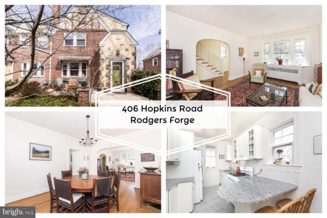 406 Hopkins Road, BALTIMORE, MD 21212 (#MDBC435130) :: Great Falls Great Homes