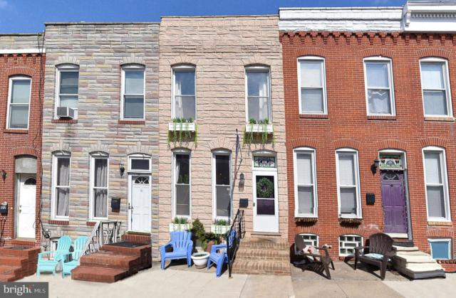 118 Burnett Street, BALTIMORE, MD 21230 (#MDBA439996) :: Browning Homes Group