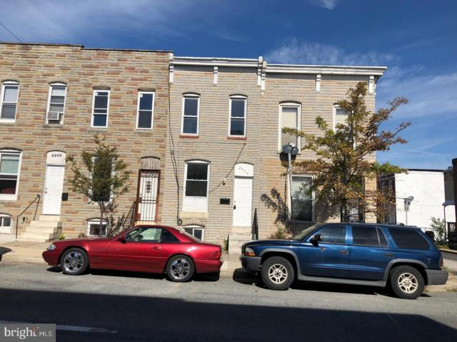 2506 E Madison Street, BALTIMORE, MD 21205 (#MDBA440026) :: Radiant Home Group