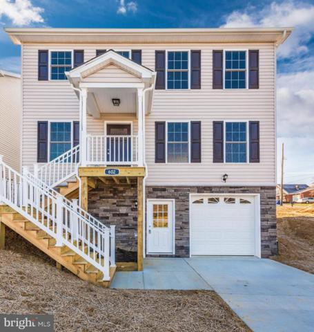 600 E H Street, BRUNSWICK, MD 21716 (#MDFR234200) :: Remax Preferred | Scott Kompa Group