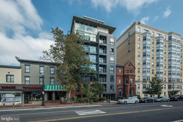1125 11TH Street NW #501, WASHINGTON, DC 20001 (#DCDC402526) :: AJ Team Realty