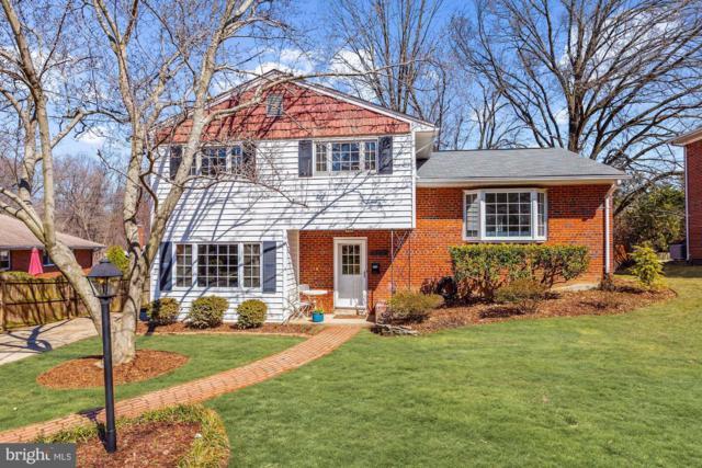 9517 Pin Oak Drive, SILVER SPRING, MD 20910 (#MDMC623914) :: Colgan Real Estate