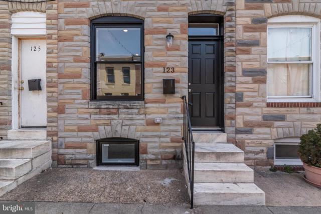 123 N Streeper Street, BALTIMORE, MD 21224 (#MDBA440086) :: Great Falls Great Homes