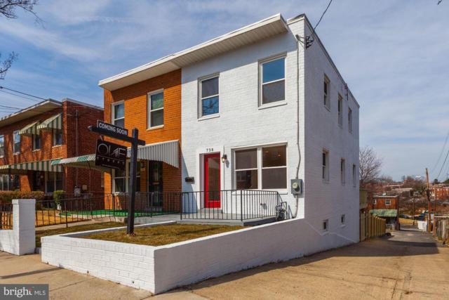 738 Jefferson Street NE, WASHINGTON, DC 20011 (#DCDC402564) :: Advance Realty Bel Air, Inc