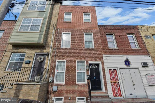 1721 Federal Street, PHILADELPHIA, PA 19146 (#PAPH726556) :: Keller Williams Realty - Matt Fetick Team
