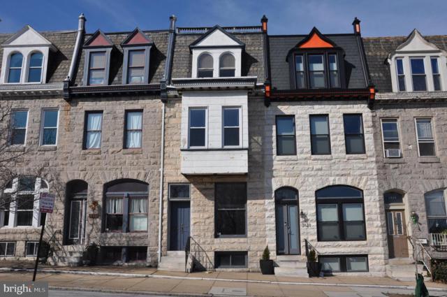 2626 E Baltimore Street, BALTIMORE, MD 21224 (#MDBA440112) :: The Putnam Group