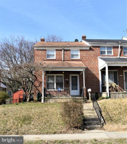 616 Brisbane Road, BALTIMORE, MD 21229 (#MDBA440116) :: Advance Realty Bel Air, Inc