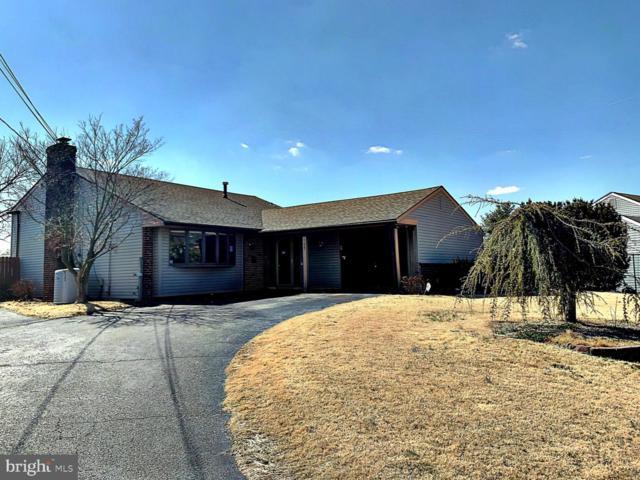 105 Whitman Drive, BLACKWOOD, NJ 08012 (#NJGL230812) :: Colgan Real Estate