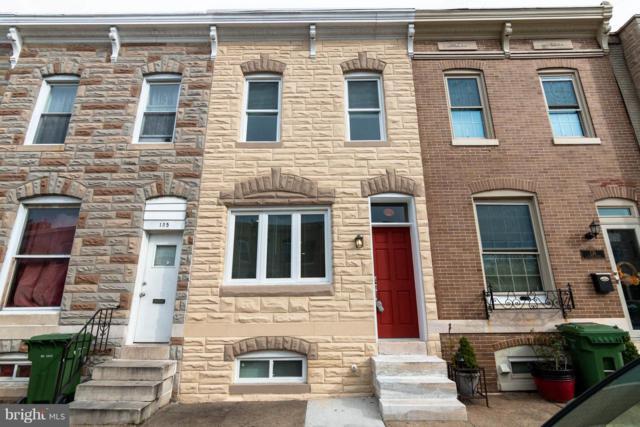 137 S Eaton Street, BALTIMORE, MD 21224 (#MDBA440144) :: Remax Preferred | Scott Kompa Group