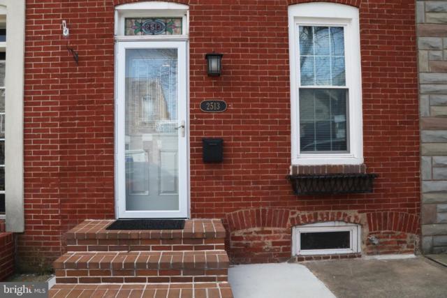 2513 Foster Avenue, BALTIMORE, MD 21224 (#MDBA440170) :: Remax Preferred | Scott Kompa Group