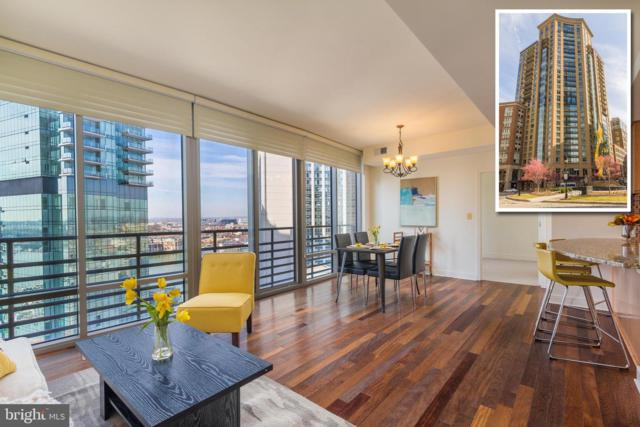 675 President Street #1703, BALTIMORE, MD 21202 (#MDBA440178) :: SURE Sales Group