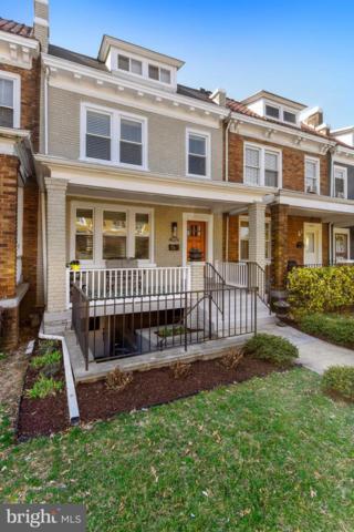 4624 9TH Street NW, WASHINGTON, DC 20011 (#DCDC402634) :: Browning Homes Group