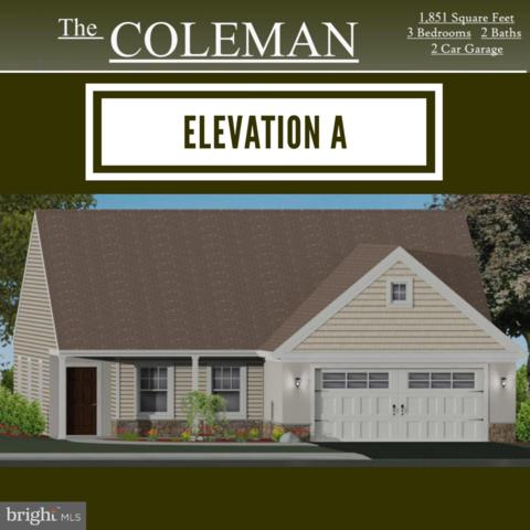 0 The Coleman - Alden Homes At Mountain Meadows, MYERSTOWN, PA 17067 (#PABK326396) :: ExecuHome Realty