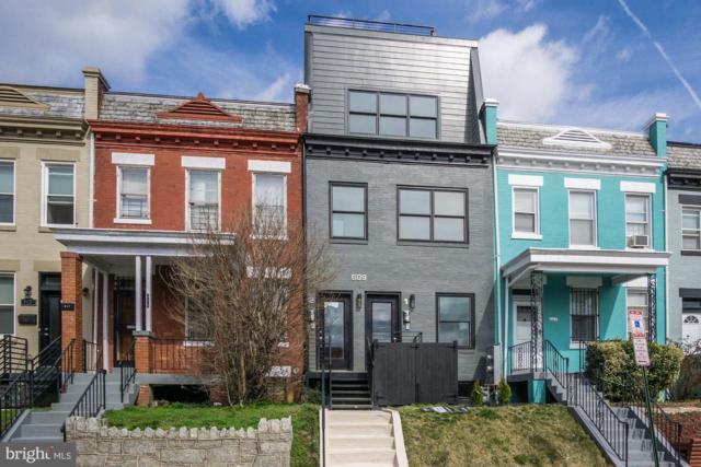 609 Gresham Place NW #2, WASHINGTON, DC 20001 (#DCDC402658) :: The Foster Group