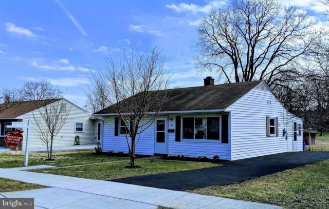 10 James Street, FREDERICK, MD 21701 (#MDFR234276) :: RE/MAX Plus