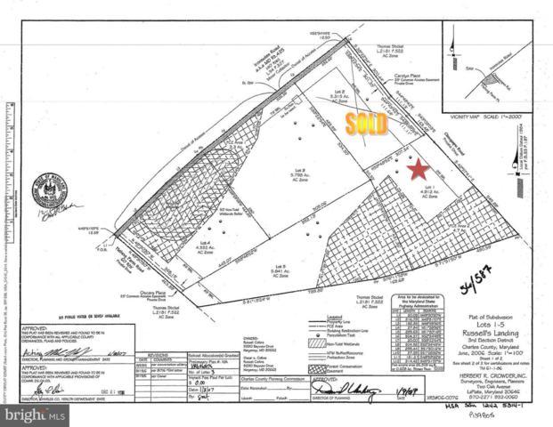 3749 Carolyn Place, NANJEMOY, MD 20662 (#MDCH194968) :: Eng Garcia Grant & Co.