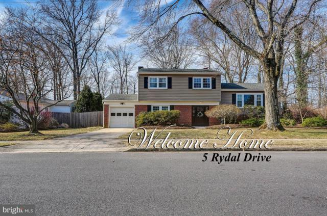 5 Rydal Drive, LAWRENCEVILLE, NJ 08648 (#NJME266736) :: Remax Preferred | Scott Kompa Group