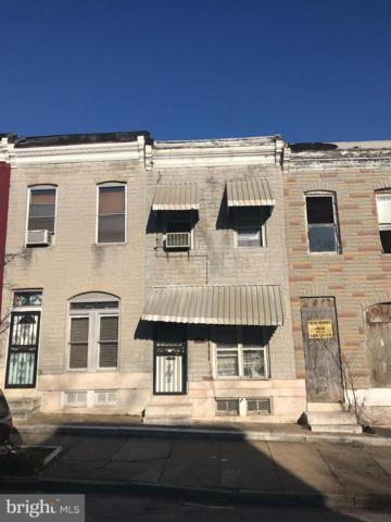 1725 Rutland Avenue, BALTIMORE, MD 21213 (#MDBA440264) :: Great Falls Great Homes