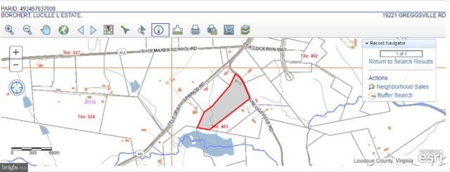 19221 Greggsville Road, PURCELLVILLE, VA 20132 (#VALO355846) :: LoCoMusings