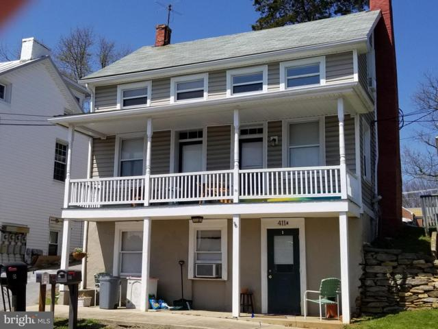 411 W Main Street W, MIDDLETOWN, MD 21769 (#MDFR234304) :: RE/MAX Plus