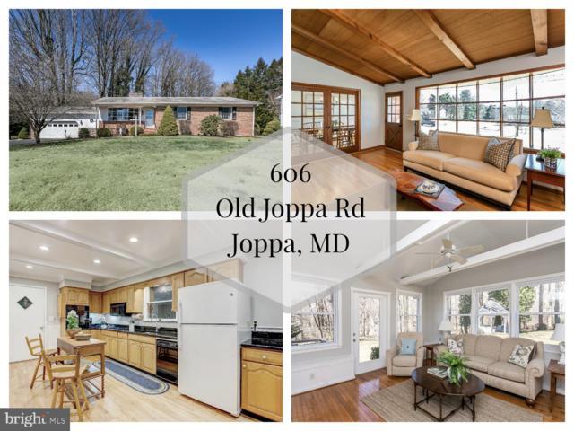 606 Old Joppa Road, JOPPA, MD 21085 (#MDHR222938) :: Advance Realty Bel Air, Inc