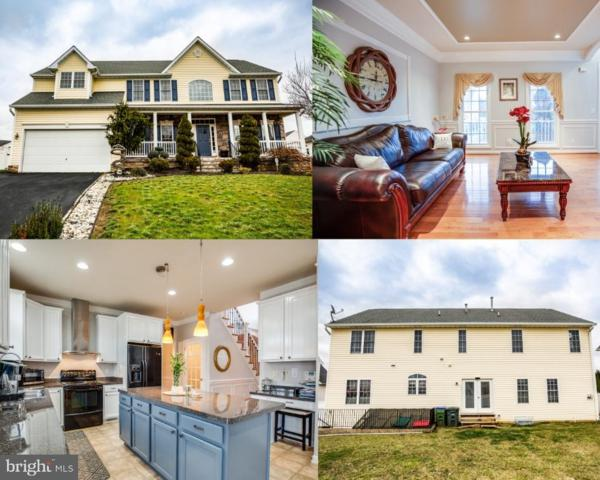 2606 Melissa Court, FREDERICKSBURG, VA 22408 (#VASP204142) :: Remax Preferred | Scott Kompa Group