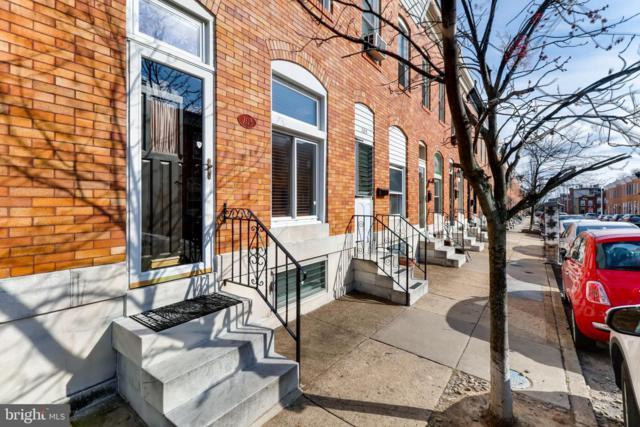 703 S Decker Avenue, BALTIMORE, MD 21224 (#MDBA440326) :: Remax Preferred | Scott Kompa Group