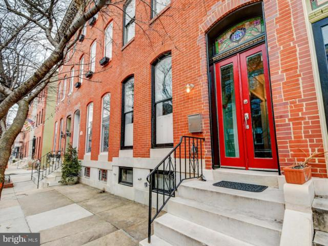 2116 E Pratt Street, BALTIMORE, MD 21231 (#MDBA440332) :: Browning Homes Group