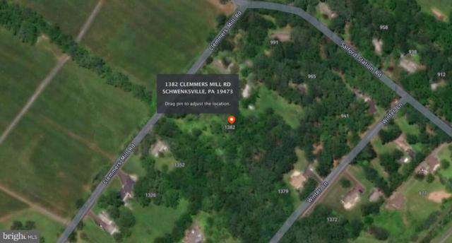 1382 Clemmers Mill Road, SCHWENKSVILLE, PA 19473 (#PAMC555930) :: ExecuHome Realty