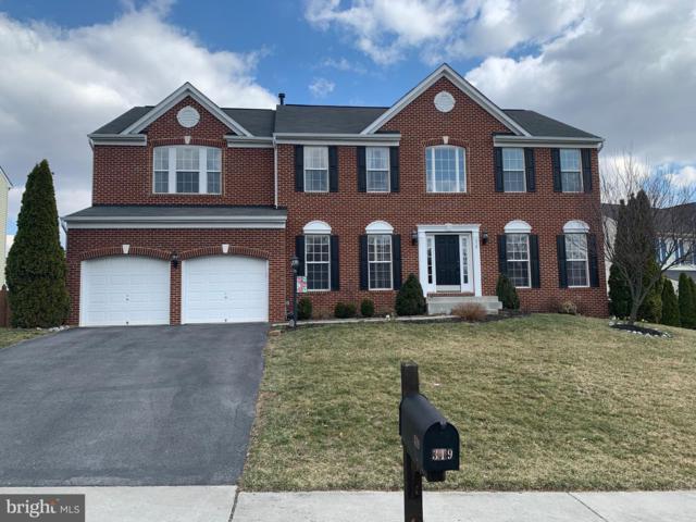 319 Morlyn Drive, STEPHENSON, VA 22656 (#VAFV145508) :: TVRG Homes