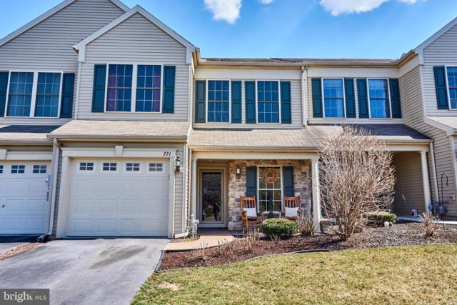 771 Creekside Drive, HUMMELSTOWN, PA 17036 (#PADA107848) :: Teampete Realty Services, Inc