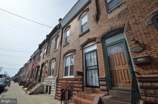 2412 S 5TH Street, PHILADELPHIA, PA 19148 (#PAPH727228) :: Keller Williams Realty - Matt Fetick Team