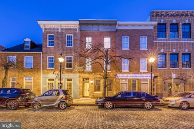 911 Fell Street, BALTIMORE, MD 21231 (#MDBA440442) :: Great Falls Great Homes