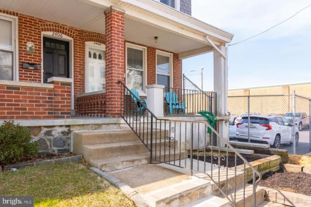 2408 W 6TH ST, WILMINGTON, DE 19805 (#DENC418190) :: Keller Williams Realty - Matt Fetick Team