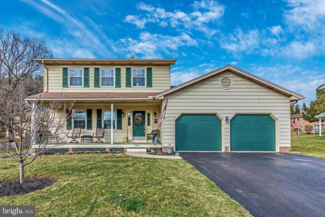 7904 River Run Court, FREDERICK, MD 21701 (#MDFR234408) :: AJ Team Realty