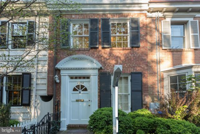 1654 32ND Street NW, WASHINGTON, DC 20007 (#DCDC402832) :: Labrador Real Estate Team