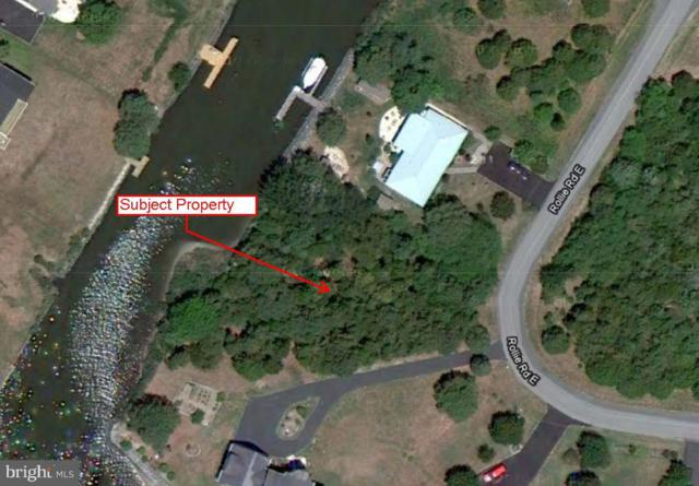 Lot 24 Rollie Road East Road, BISHOPVILLE, MD 21813 (#MDWO104430) :: Atlantic Shores Realty