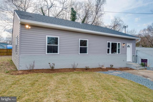 211 Parker Avenue, ANNAPOLIS, MD 21401 (#MDAA377988) :: The Riffle Group of Keller Williams Select Realtors