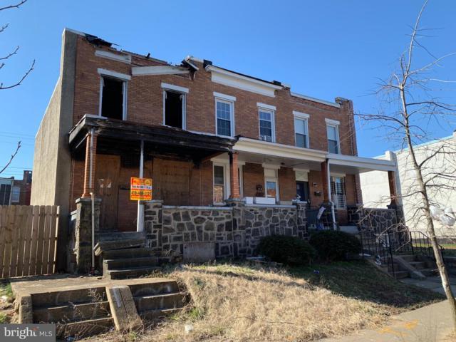 3617 Roberts Place, BALTIMORE, MD 21224 (#MDBA440534) :: Great Falls Great Homes