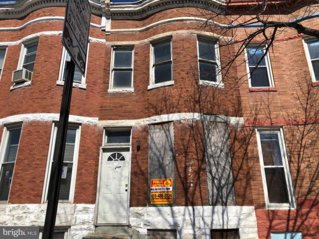 1826 W North Avenue, BALTIMORE, MD 21217 (#MDBA440552) :: ExecuHome Realty