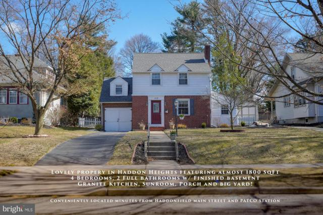113 3RD Avenue, HADDON HEIGHTS, NJ 08035 (#NJCD349088) :: Remax Preferred   Scott Kompa Group