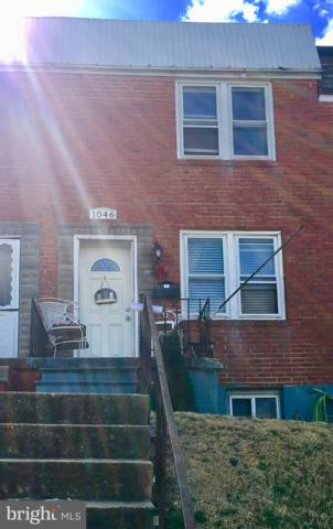 1046 Parksley Avenue, BALTIMORE, MD 21223 (#MDBA440568) :: The Speicher Group of Long & Foster Real Estate