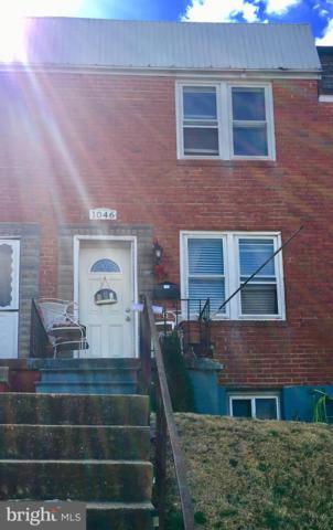 1046 Parksley Avenue, BALTIMORE, MD 21223 (#MDBA440568) :: Labrador Real Estate Team