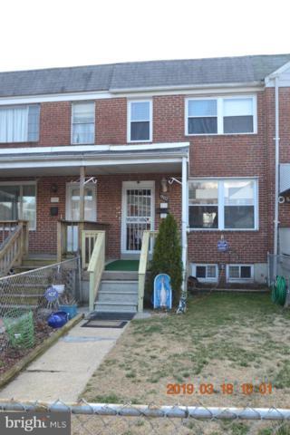 902 Elton Avenue, BALTIMORE, MD 21224 (#MDBC435640) :: Pearson Smith Realty