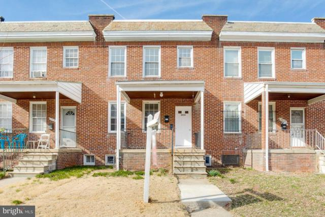 3516 Cliftmont Avenue, BALTIMORE, MD 21213 (#MDBA440634) :: Great Falls Great Homes