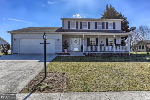 737 Poplar Street, HANOVER, PA 17331 (#PAAD105464) :: Benchmark Real Estate Team of KW Keystone Realty